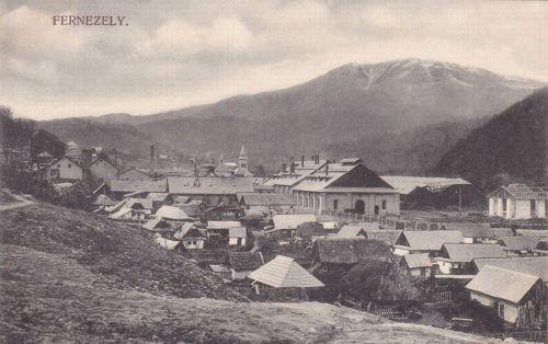 Fernezely:gyár látképe.1912