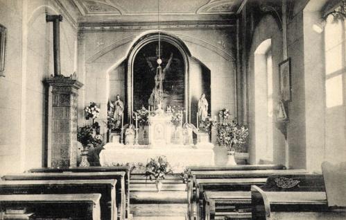 Gyergyószentmiklós:Fogarassy intézet,kápolna,1914.