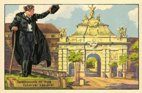 Találkozunk mi még Gyulafehérvár kapuinál,1920.