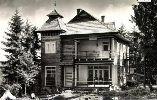 Hargita:György Pál János villa,1941.