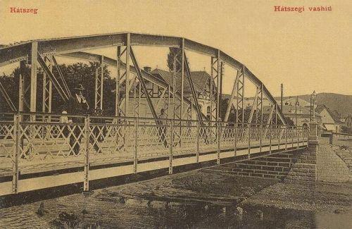 Hátszeg:vashid.1909