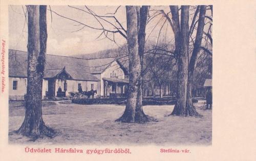 Hársalfa:vár.1903
