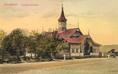 Idecsfürdő:sós fürdő,1915.