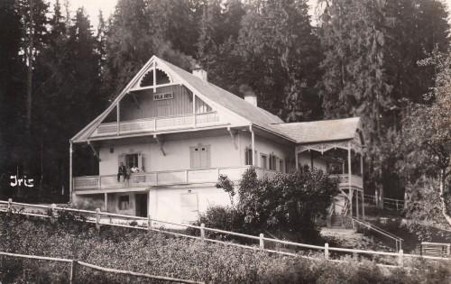 Borszékfürdő:Siklódi (Iris) villa.1934