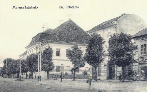 Marosvásárhely:Magyar Királyi Itélőtábla.1905