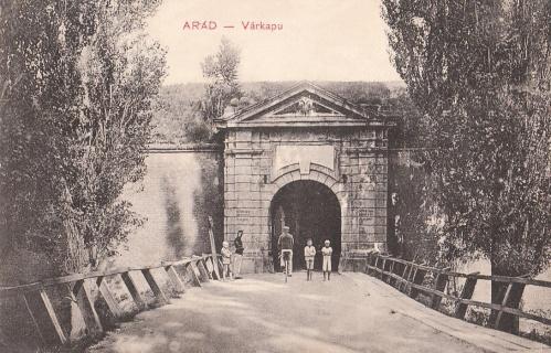 Arad:várkapu.1911
