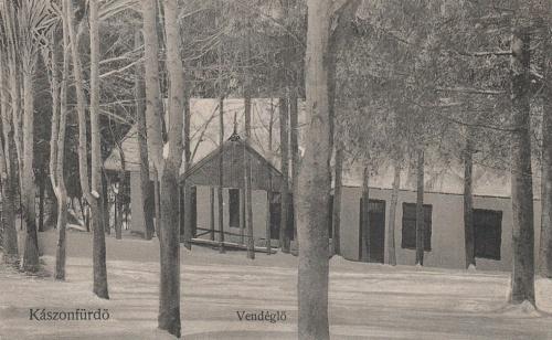Kászonfürdő:vendéglő.1912