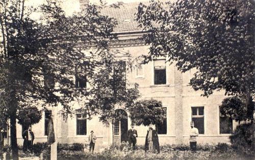 Kenyérmező:kastély.1916