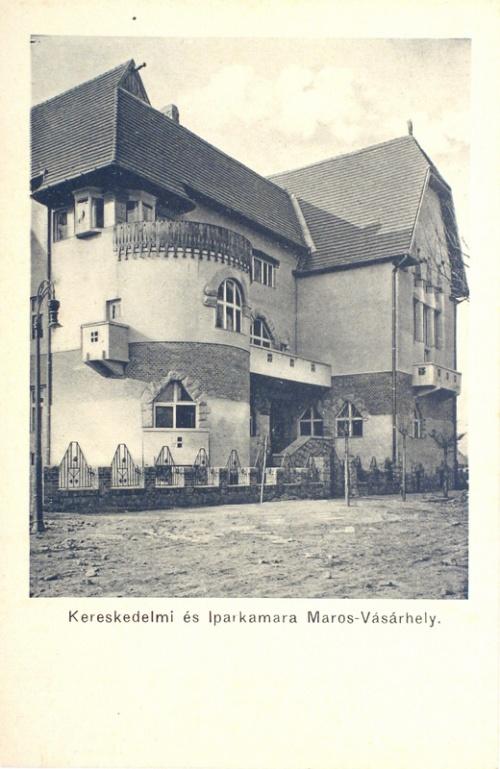 Kereskedelmi és Iparkamara székháza,1912.