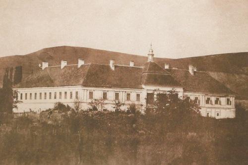 Kerelőszentpál:Haller kastély,1864 körül.