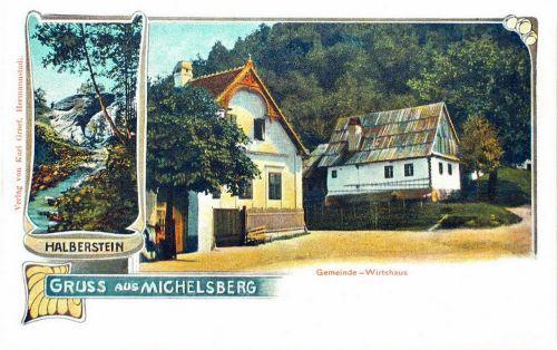 Kisdisznód:községi kocsma.1908