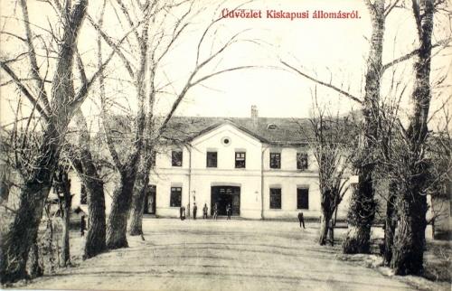 Kiskapus:vasútállomás.1912
