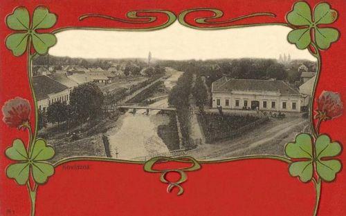 Kovászna:látkép.1901