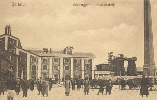 Botfalu:cukorgyár.1912