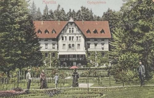 Marilla:Gyógyterem (Gyógyintézet).1913