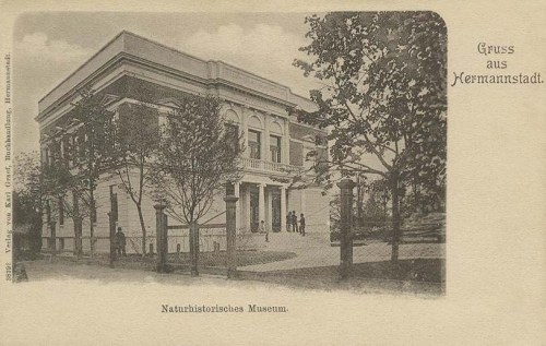 Nagyszeben:Természettudományi Múzeum.1905