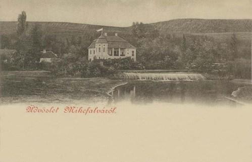 Mikefalva:kastély.1903