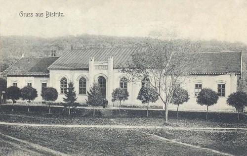 Beszterce:tornacsarnok.(iskola).1909