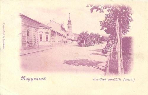 Nagyvárad:ezredévi emléktér(corso).1901