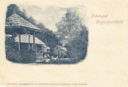 Zsögöd-fürdő:forrás.1899