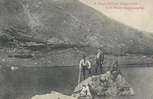 Nagy Pietrosz:tengerszem.1912