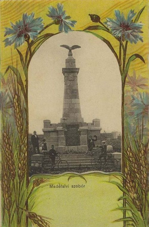 Madéfalva,emlékmű 1901