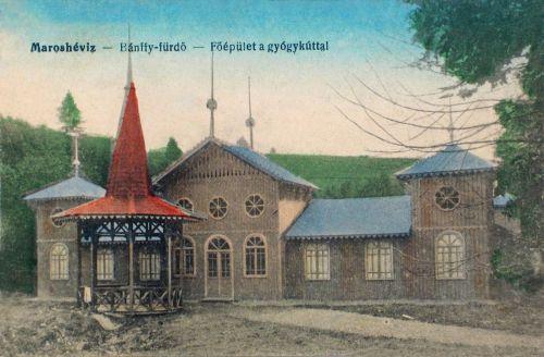Maroshéviz:Bánffy-fürdő.1916