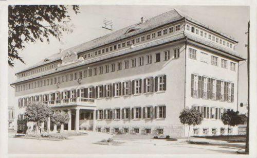 Marosvásárhely:Hangya Szövetkezet székháza,1942