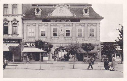 Marosvásárhely:Bank.1941