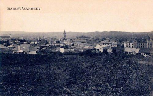 Marosvásárhely:látkép.1911
