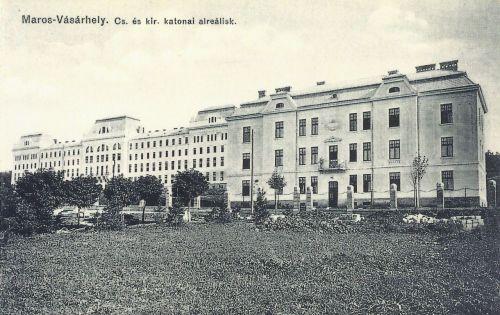 Marosvásárhely:Császári és Királyi Katonai Alreáliskola.1911