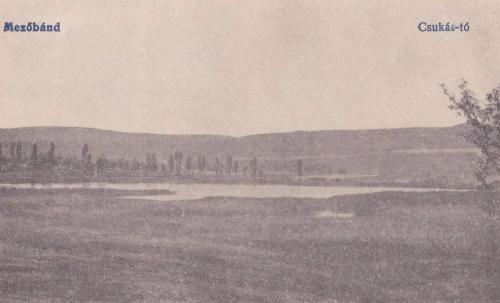 Mezőbánd:Csukás tó.1916