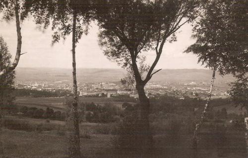 Marosvásárhely:látkép 1932