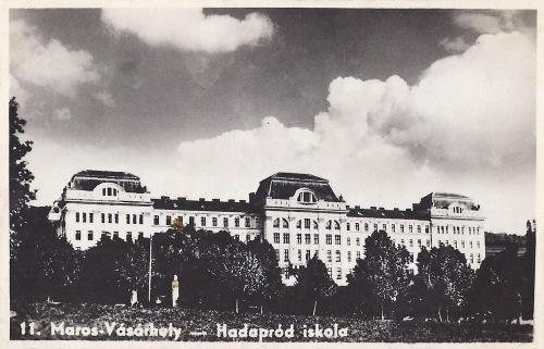 Marosvásárhely:Hadapród iskola.1942