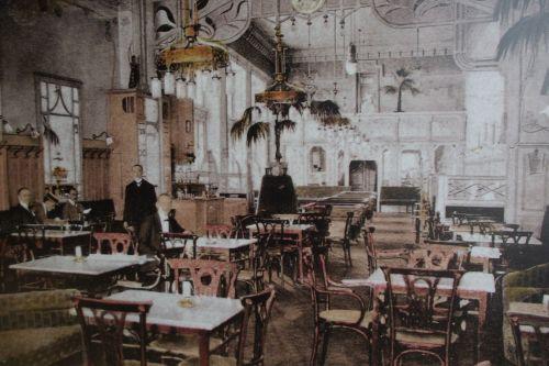 Marosvásárhely:Royal kávéház.1910