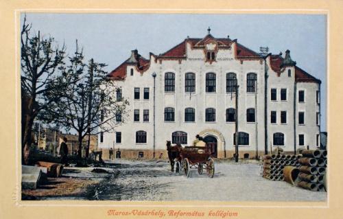 Marosvásárhely:református kollégium.1912
