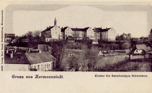 Nagyszeben:Irgalmas nővérek intézete.1904