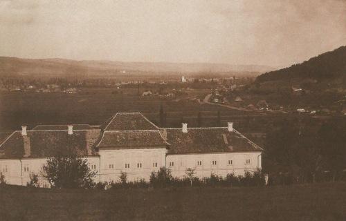 Nagyteremi:Bethlen kastély,1868 körül.(fényképezte báró Orbán Balázs)