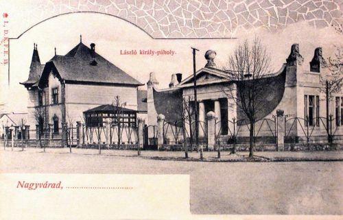 Nagyvárad:László király szabadkőműves páholy.1903