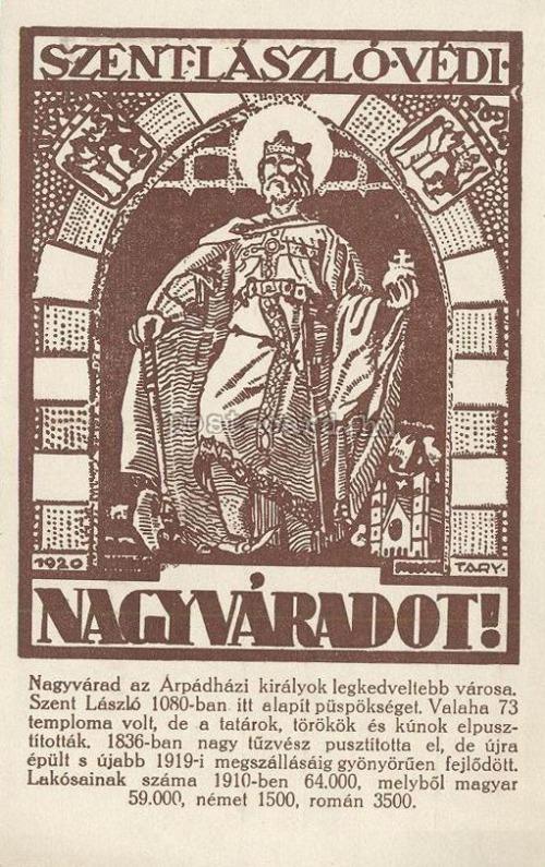 Nagyvárad:1920