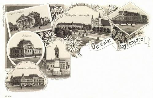 Ezredévi emléktér,Múzeum,Kereskedelmi csarnok,1898.