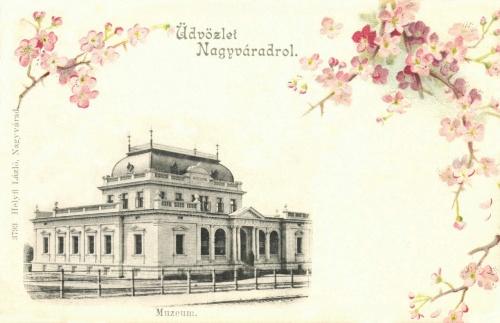 Nagyvárad:múzeum,1899.