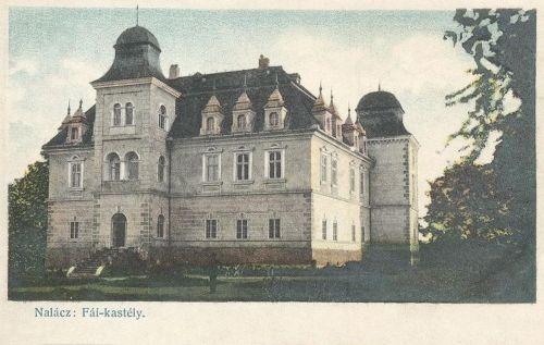 Nalácz:Fái kastély.1912