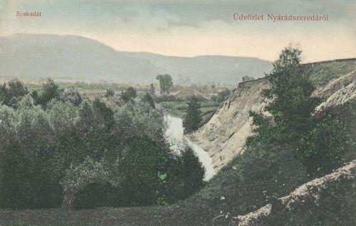 Nyárádszereda:Szakadát.1910
