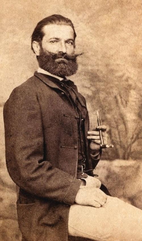 Báró Orbán Balázs Marosvásárhely országgyűlési képviselője 1872-75 között.