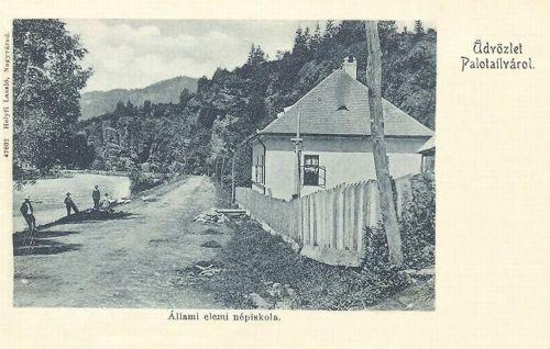Palotailva:Állami Elemi Népiskola.1903