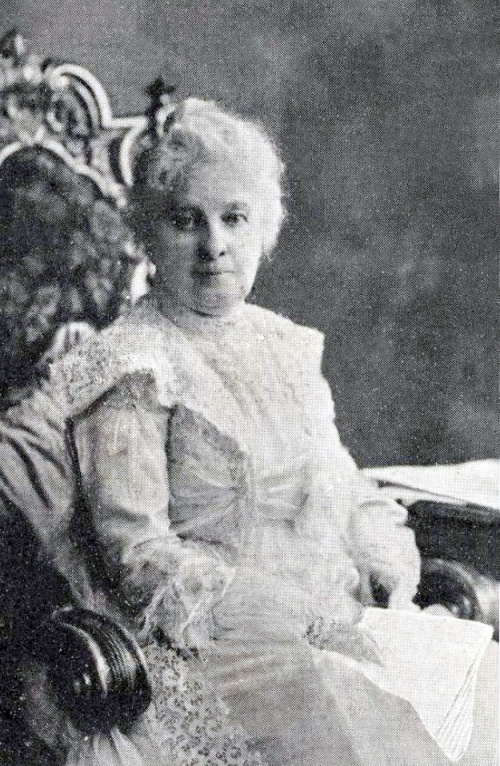 Borszék:Prielle Kornélia színésznő előadást tartott,1873.