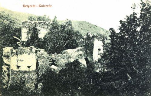 Retyezát:vár.1910