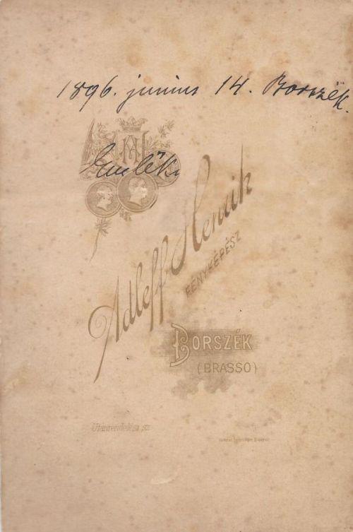 Borszékfürdő:Adleff Henrik fotó.1896