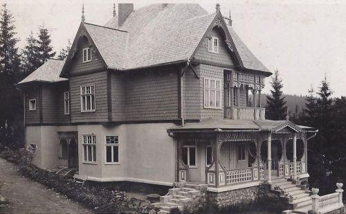 Borszékfürdő:villa.1936